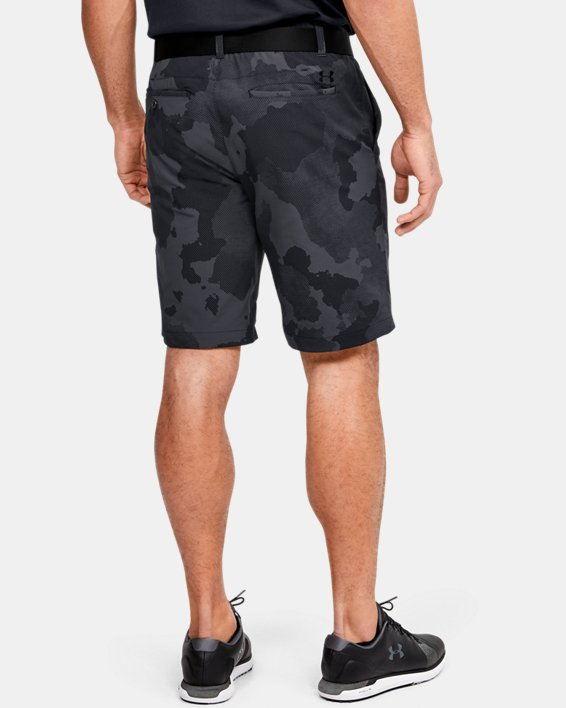 Men's UA Match Play Shorts, Black, pdpMainDesktop image number 2