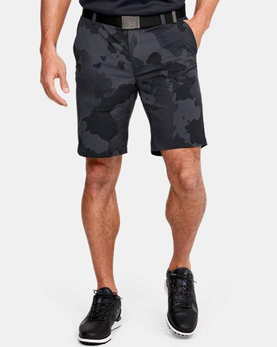 Men's UA Match Play Shorts, Black, pdpMainDesktop image number 0