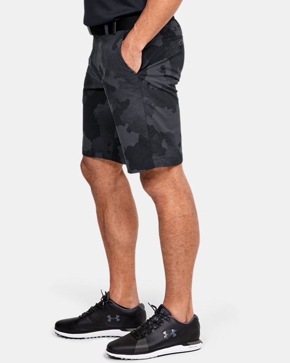 Men's UA Match Play Shorts, Black, pdpMainDesktop image number 3