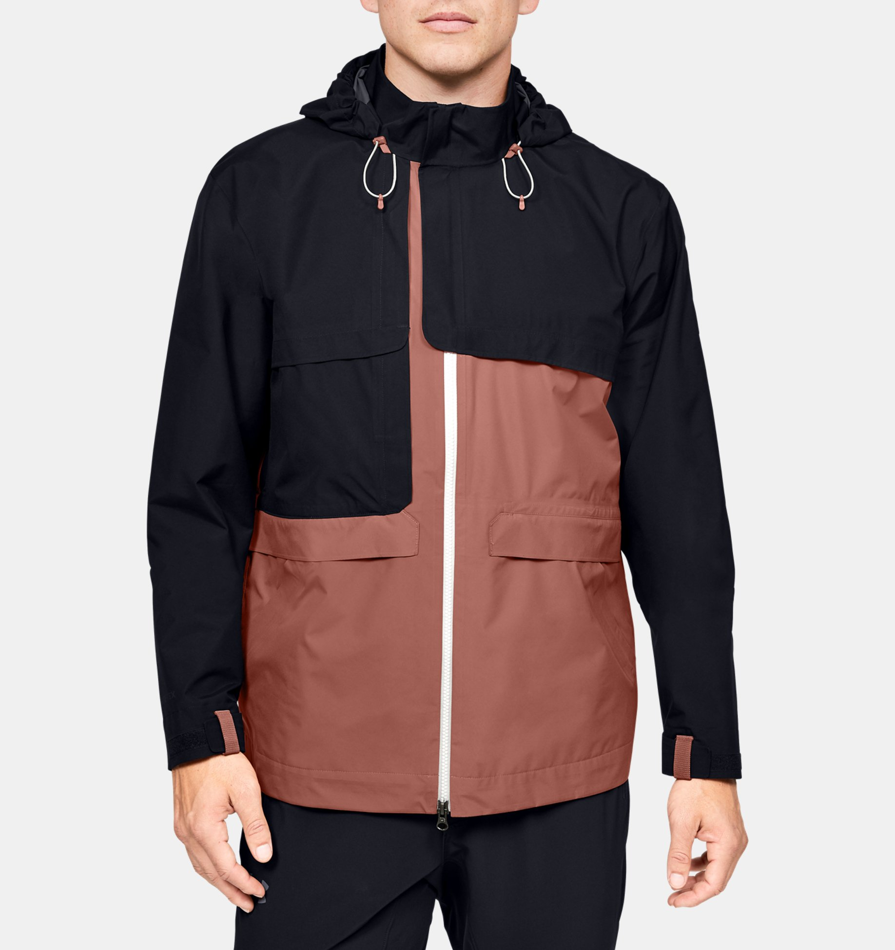 Underarmour Mens GORE-TEX Paclite Rain Jacket