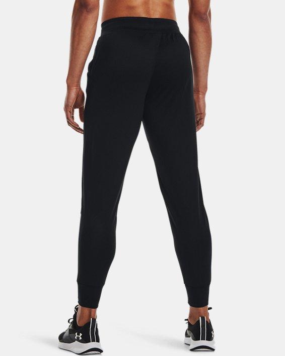 Women's UA Tech™ Pants, Black, pdpMainDesktop image number 2