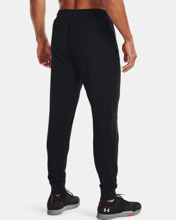 Men's UA Sportstyle Elite Joggers, Black, pdpMainDesktop image number 2