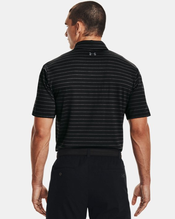 Playoff Polo Tour Stripe, Black, pdpMainDesktop image number 2