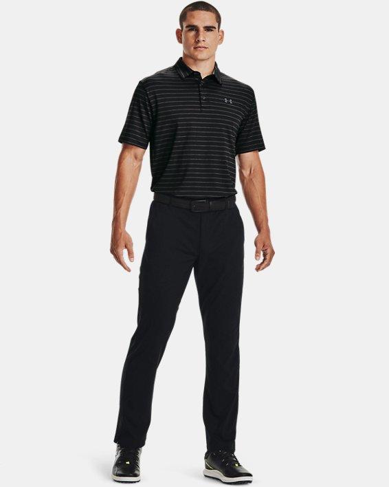 Playoff Polo Tour Stripe, Black, pdpMainDesktop image number 1