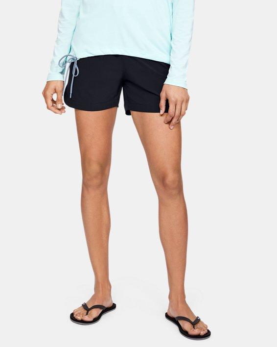 Women's UA Mantra Shorts, Black, pdpMainDesktop image number 0