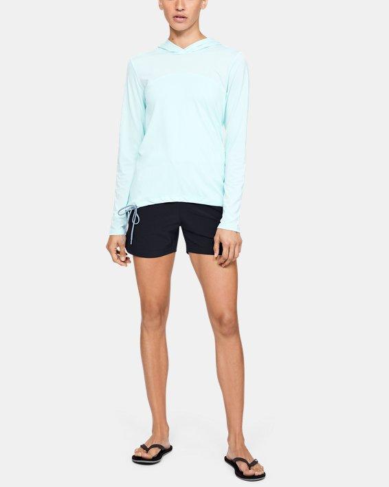 Women's UA Mantra Shorts, Black, pdpMainDesktop image number 1