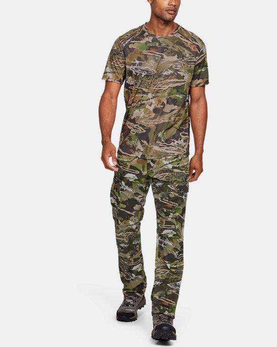 Men's UA Iso-Chill Brush Line Short Sleeve, Misc/Assorted, pdpMainDesktop image number 1