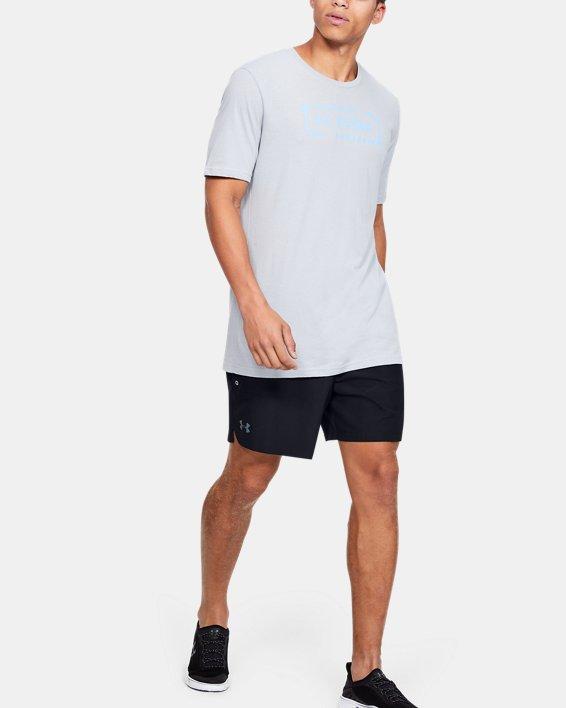 Men's UA Shore Break Volley Shorts, Black, pdpMainDesktop image number 0