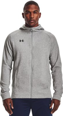 Details about  /Under Armour Men/'s AF Fleece Zip Hood UA Fitness Sports Training show original title