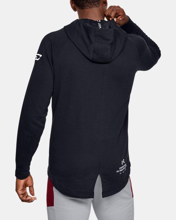 Men's SC30™ Warm Up Jacket, Gray, pdpMainDesktop image number 2