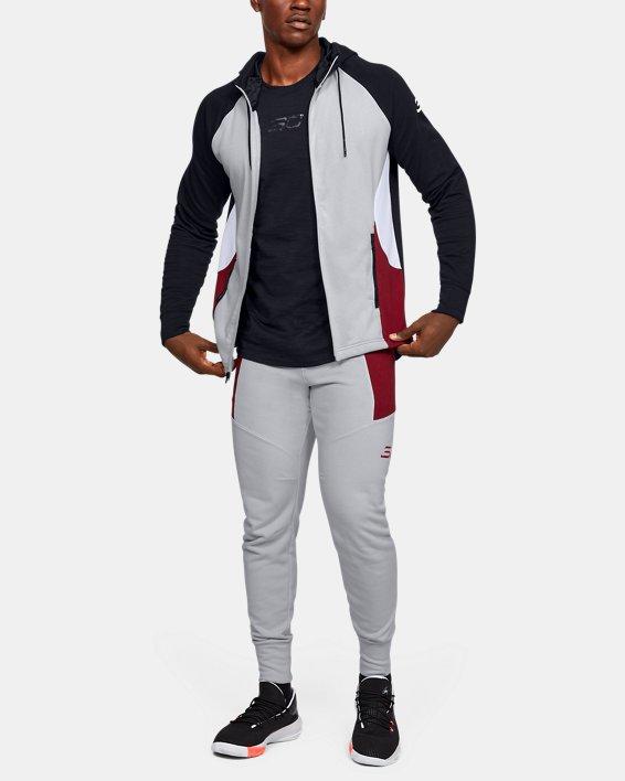 Men's SC30™ Warm Up Jacket, Gray, pdpMainDesktop image number 1
