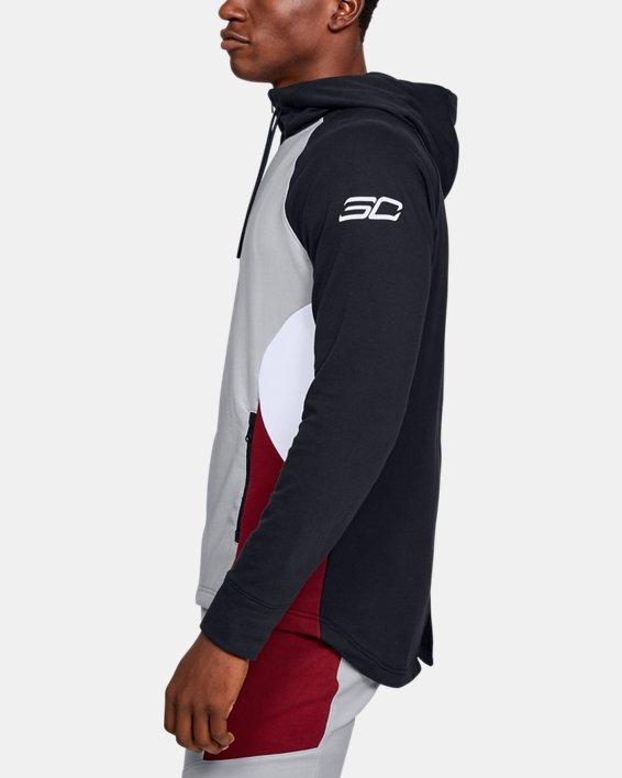 Men's SC30™ Warm Up Jacket, Gray, pdpMainDesktop image number 3