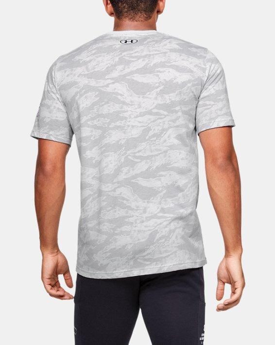 Men's SC30™ Logo Short Sleeve, Gray, pdpMainDesktop image number 2