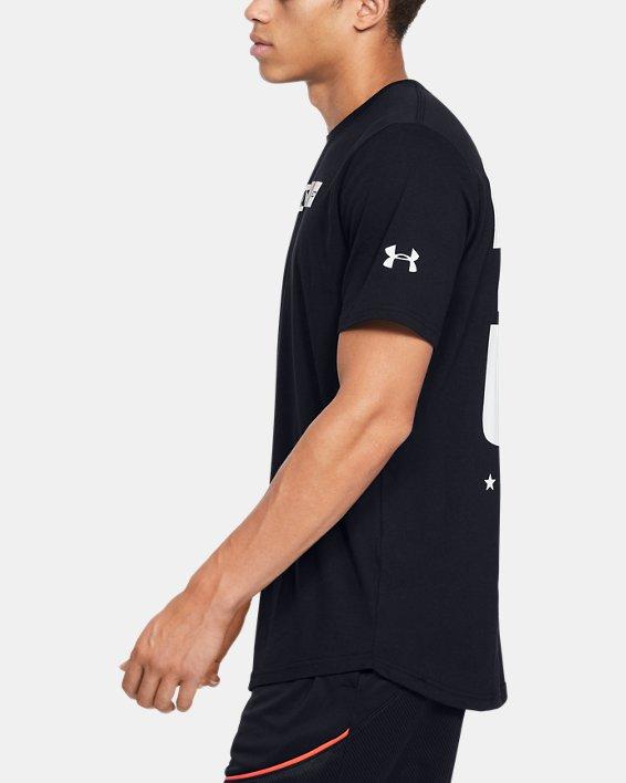 Men's SC30™ Short Sleeve, Black, pdpMainDesktop image number 3