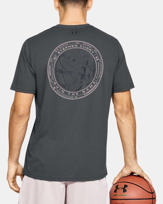 Men's SC30™ Short Sleeve, Gray, pdpMainDesktop image number 2