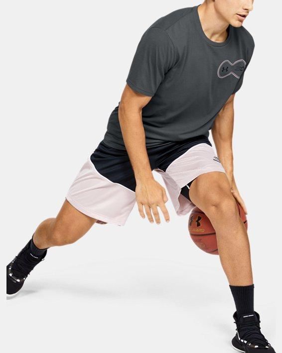 Men's SC30™ Short Sleeve, Gray, pdpMainDesktop image number 0