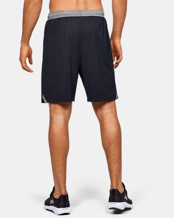 "Men's UA Locker 9"" Shorts, Black, pdpMainDesktop image number 2"