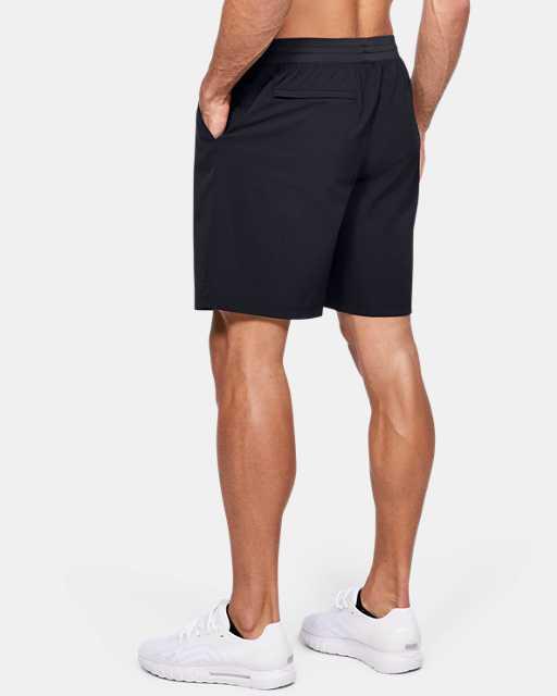 Men's UA Motivator Vented Coach's Shorts