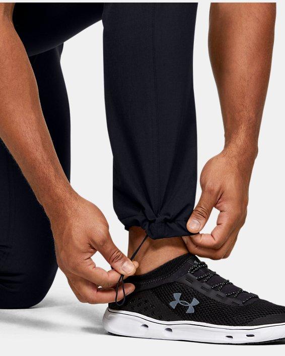Men's UA Canyon Pants, Black, pdpMainDesktop image number 5