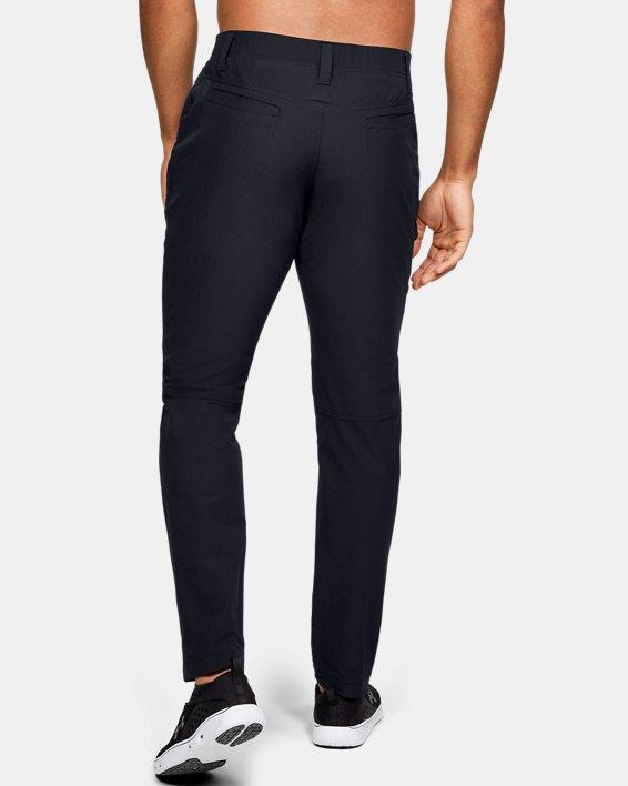 Men's UA Canyon Pants, Black, pdpMainDesktop image number 2
