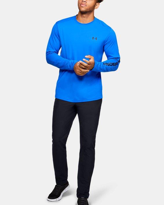 Men's UA Canyon Pants, Black, pdpMainDesktop image number 1