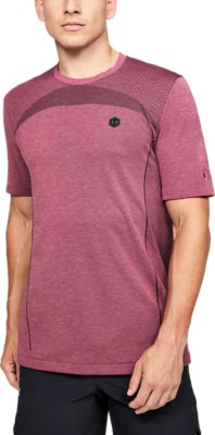 Under Armour Rush Seamless Fitted SS t-Shirt Homme