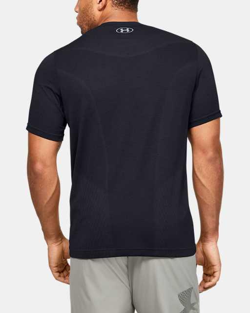 Men's UA Seamless Short Sleeve
