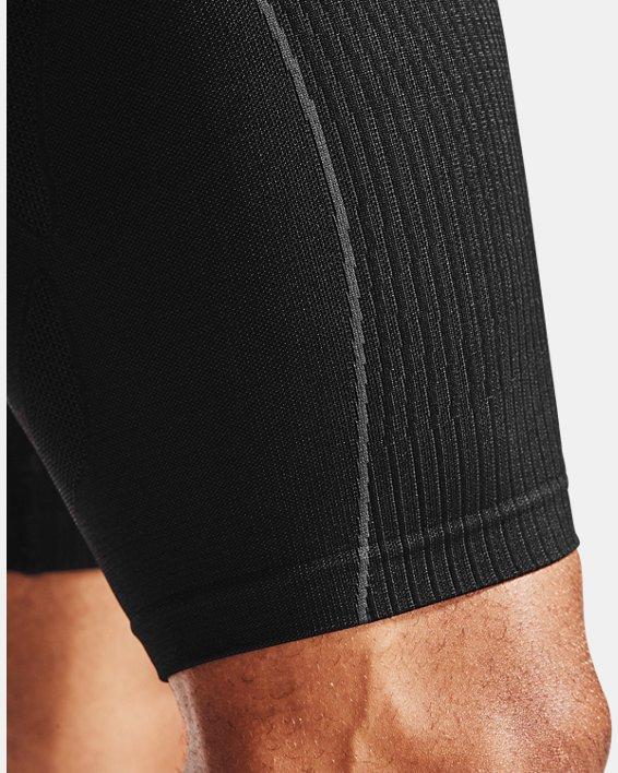 Short UA RUSH™ Seamless Long pour homme, Black, pdpMainDesktop image number 7