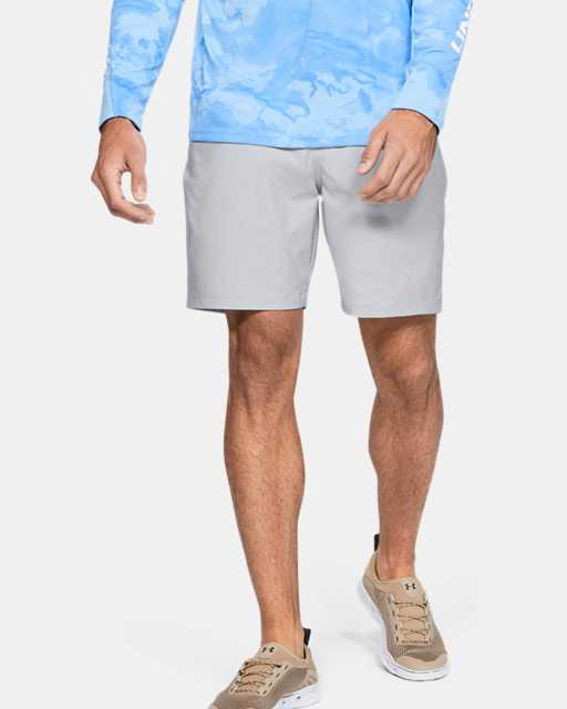 "Men's UA Fish Hunter 8"" Shorts"