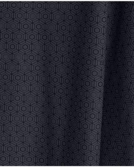 Men's UA RECOVER™ Long Sleeve, Black, pdpMainDesktop image number 6