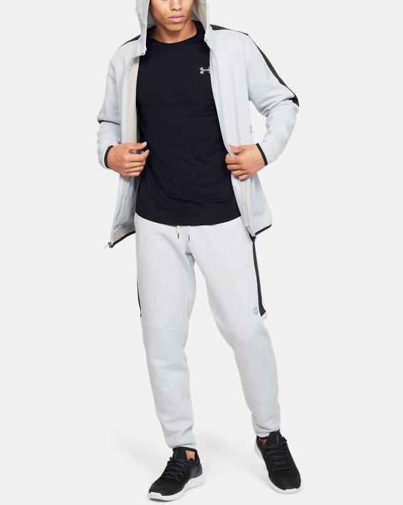 T-shirt à manches longues UA RECOVER™ pour homme, Black, pdpMainDesktop image number 1