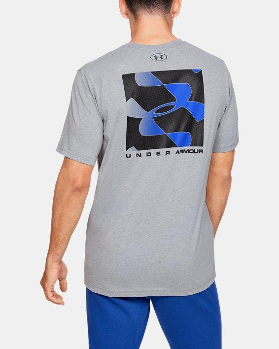 Men's UA Reflection Short Sleeve, Gray, pdpMainDesktop image number 0