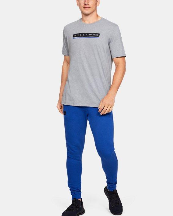 Men's UA Reflection Short Sleeve, Gray, pdpMainDesktop image number 1