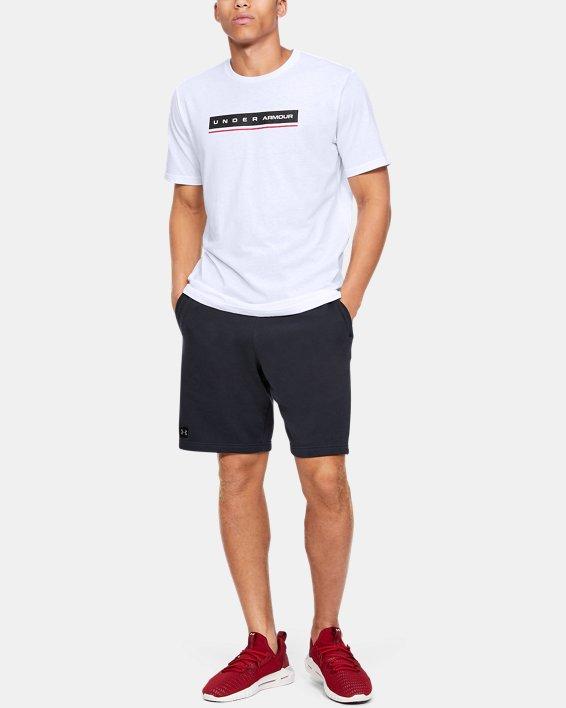 Men's UA Reflection Short Sleeve, White, pdpMainDesktop image number 1