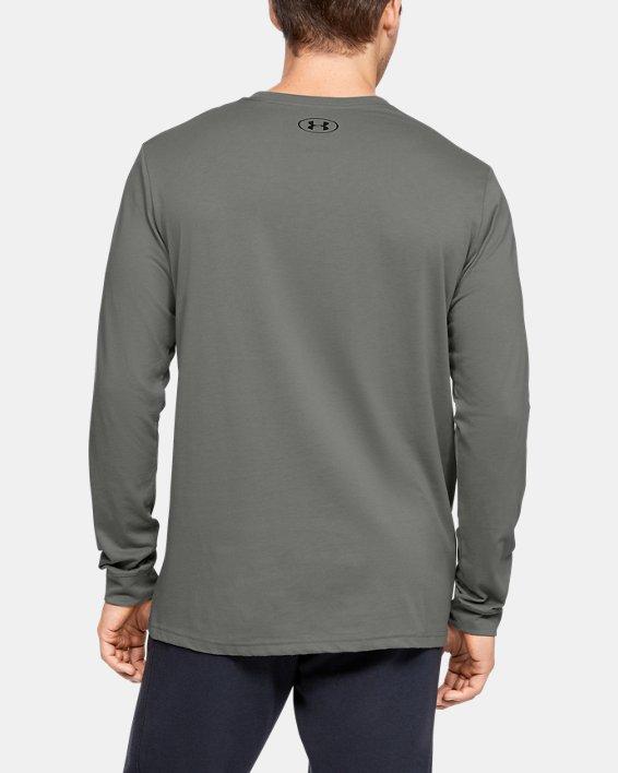 Men's UA Multi Long Sleeve, Green, pdpMainDesktop image number 2