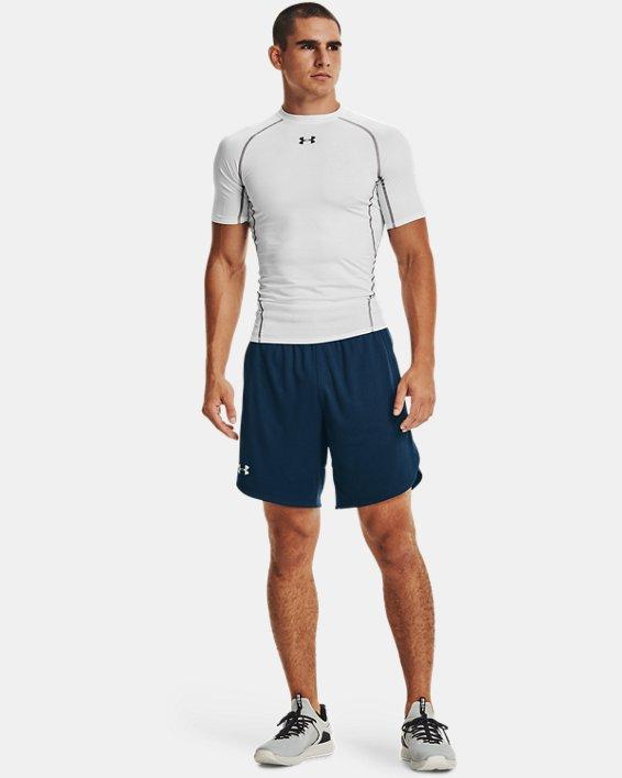 Men's UA Knit Performance Training Shorts, Navy, pdpMainDesktop image number 0