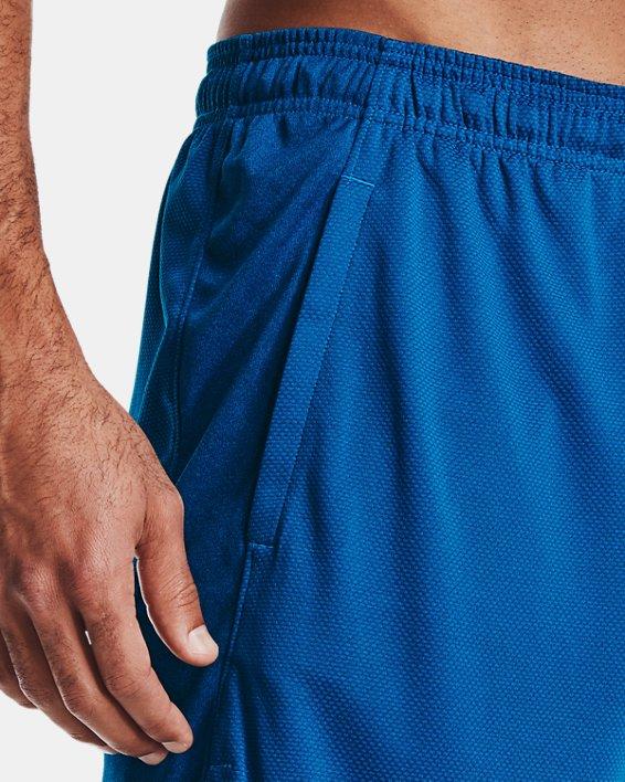 Men's UA Knit Performance Training Shorts, Blue, pdpMainDesktop image number 3