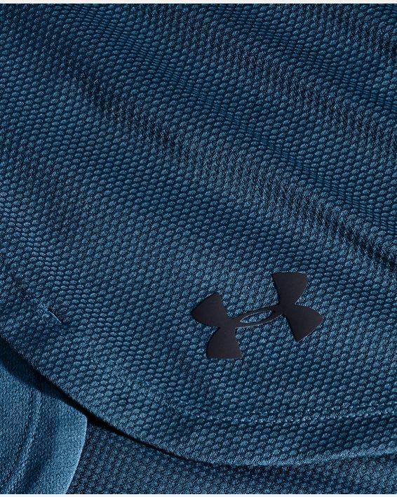 Men's UA Knit Performance Training Shorts, Blue, pdpMainDesktop image number 6