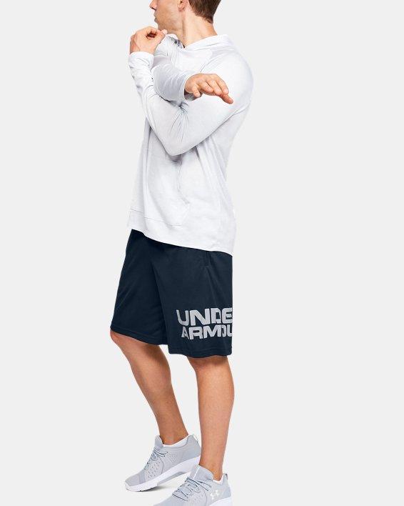 Men's UA Tech™ Wordmark Shorts, Navy, pdpMainDesktop image number 0