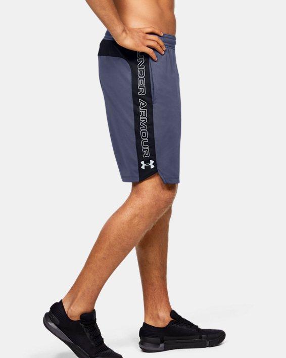 Men's UA MK-1 Graphic Shorts, Blue, pdpMainDesktop image number 3