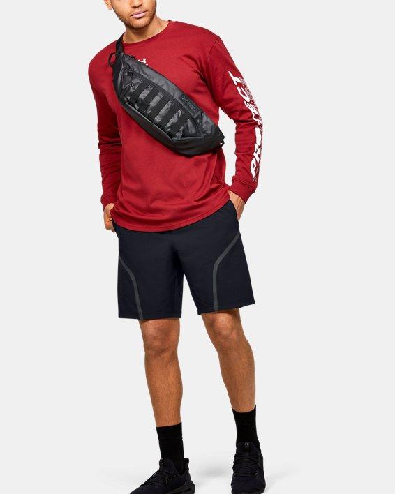 Men's UA Flex Woven Shorts, Black, pdpMainDesktop image number 0