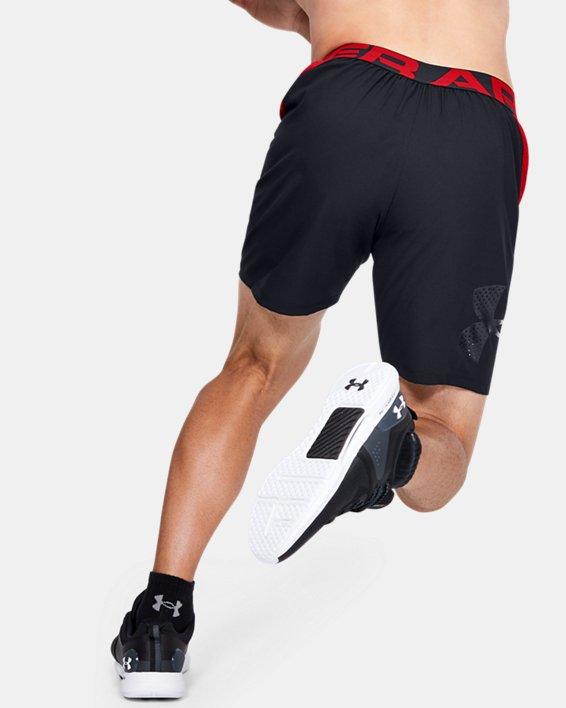 Men's UA Vanish Woven Graphic Shorts, Black, pdpMainDesktop image number 2