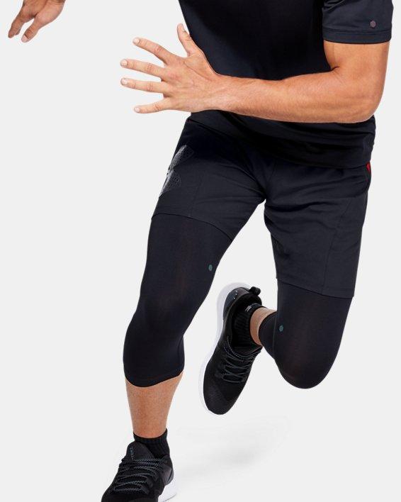 Men's UA Vanish Woven Graphic Shorts, Black, pdpMainDesktop image number 0