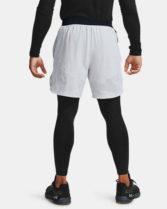 Herren UA Shorts aus Stretchgewebe, Gray, pdpMainDesktop image number 1