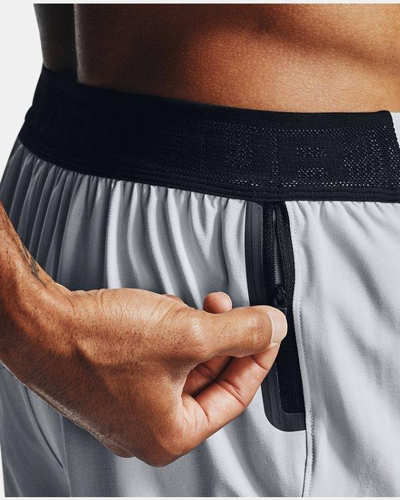 Herren UA Shorts aus Stretchgewebe, Gray, pdpMainDesktop image number 6
