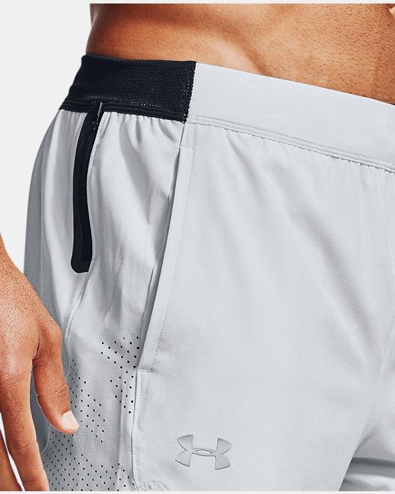 Herren UA Shorts aus Stretchgewebe, Gray, pdpMainDesktop image number 7