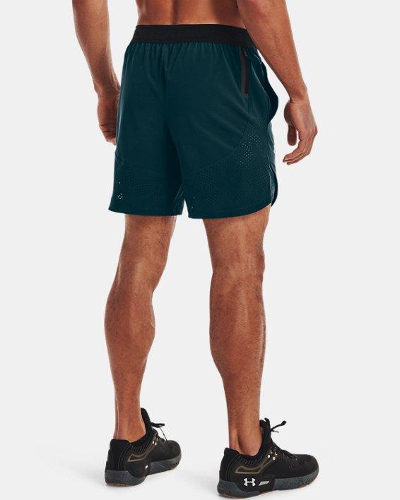 Herren UA Shorts aus Stretchgewebe, Blue, pdpMainDesktop image number 2