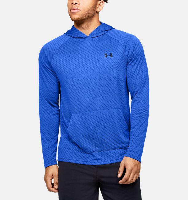 Under Armour Men's UA Velocity Jacquard Hoodie