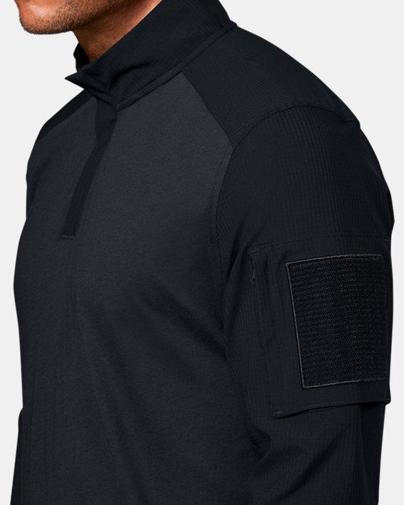 Men's UA Tactical Combat Shirt, Navy, pdpMainDesktop image number 5