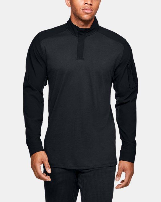 Men's UA Tactical Combat Shirt, Navy, pdpMainDesktop image number 0